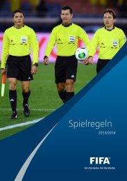 Spielregeln 2013/2014 - FIFA.com