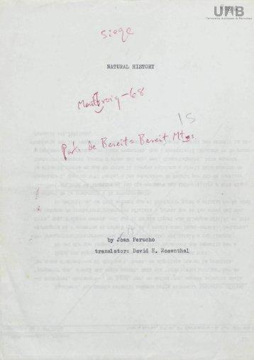 T - Dipòsit Digital de Documents de la UAB