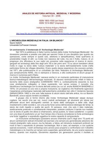 I Longobardi, i Romani e l'identità nazionale italiana - Dialnet