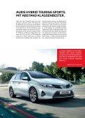 Ihre TOYOTA und LEXUS Flotte 2013 - Toyota Schweiz - Page 4
