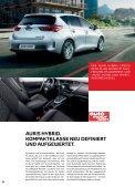 Ihre TOYOTA und LEXUS Flotte 2013 - Toyota Schweiz - Page 6
