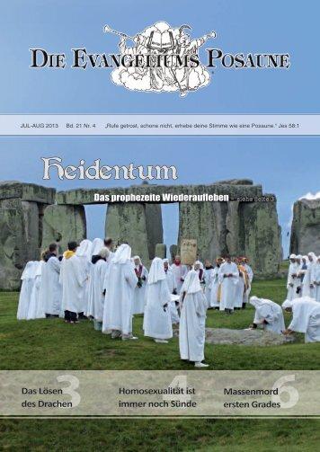 Heidentum - Die Gemeinde Gottes
