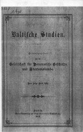 HattiMb - Digitalisierte Bestände der UB Greifswald