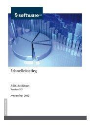 Schnelleinstieg - Software AG Documentation