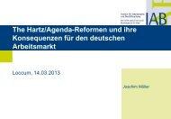 Gemeinsame Tagung von IAB und Evangelischer Akademie ...