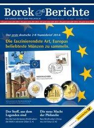 Die faszinierendste Art, Europas beliebteste Münzen zu sammeln.