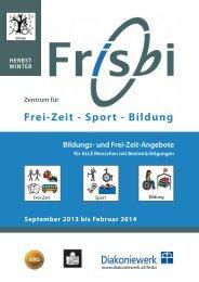 Herbst/Winter 2013 Zentrum für Frei-Zeit - Sport - Bildung - networx.at