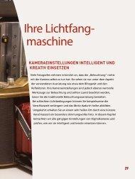 Ihre Lichtfangmaschine - dpunkt - Verlag