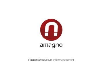 amagno Kompaktbroschüre - ECM Navigator
