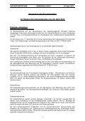 """29. Sitzung des Gemeinderates vom 3. Juli 2012 """" Kurzprotokoll"""" - Page 2"""