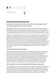 Gemeinsame Wertstoffsammelstelle ab Sommer 2014 ...