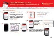 Ersteinrichtung S-pushTAN-Verfahren mit Android 1,43 MB