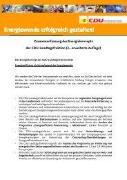 2013-07-29 PM 140 Hauk und Nemeth LPK ... - CDU-Fraktion
