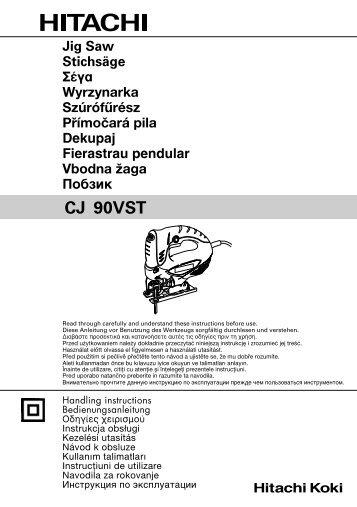 CJ 90VST