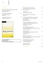 tv diskurs 64 (2/2013): Medien und Politik. Eine Verbindung ... - FSF