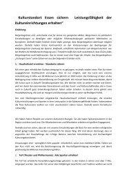 Vorstandsbeschluss - Bündnis 90/Die Grünen Kreisverband Essen