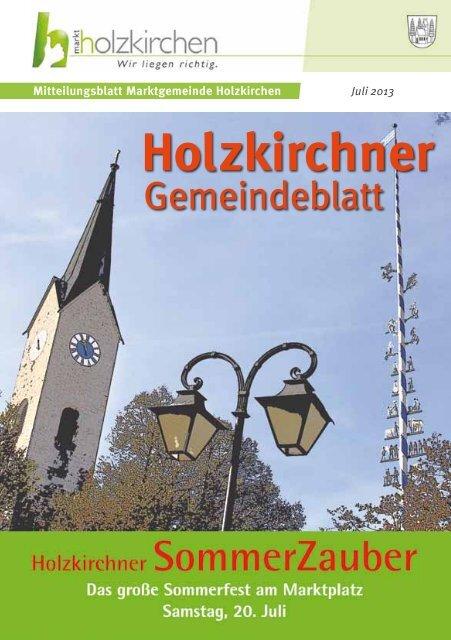 Juli 2013 - Holzkirchen