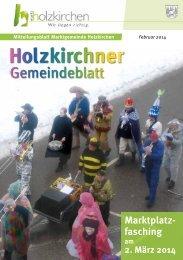 Februar 2014 - Holzkirchen