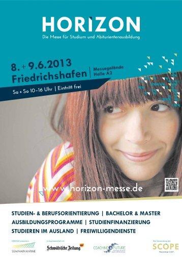 8.+ 9.6.2013 friedrichshafen | - Horizon