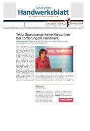 DHB 22, 21.11.2013 - Handwerkskammer Koblenz