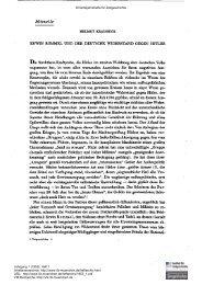Erwin Rommel und der deutsche Widerstand gegen Hitler