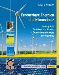 Erneuerbare Energien und Klimaschutz - Buch.de