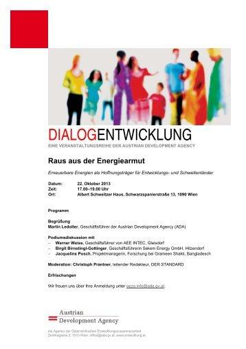 DIALOGENTWICKLUNG - derStandard.at