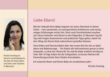 Trias: Baby´s erstes Jahr - Buch.de