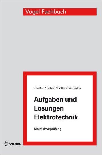 Aufgaben und Lösungen Elektrotechnik - Buch.de