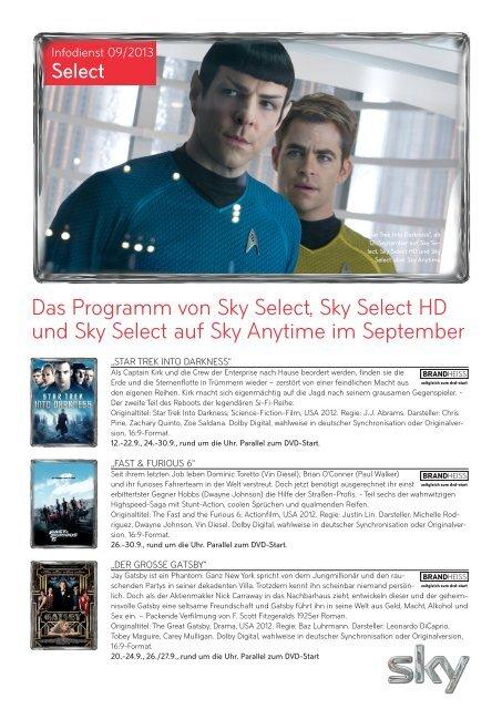 Sky.De/Select