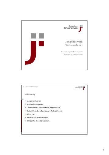 Johanneswerk Wohnverbund