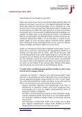 Impulsvortrag von Pastor Dr. Ingo Habenicht - Johanneswerk - Page 2