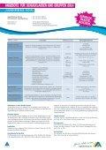 Angebote für SchulklASSen und gruppen 2014 - Page 2