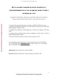 p19Arf-/- p53 - Journal of Cell Science