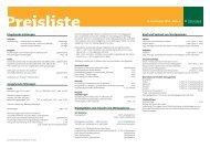 Preisliste [PDF] - Jyske Bank