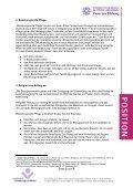 Beziehungsvolle Pflege im pädagogischen Alltag einer ... - Page 2