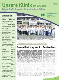 Unsere Klinik im Grünen - Krankenhaus-weilburg.de