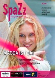Magda ist da! - KSM Verlag