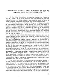 l'imaginaire oriental chez flaubert et eça de - Universidade do Porto
