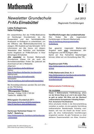 PriMa Eimsbüttel - Hamburg