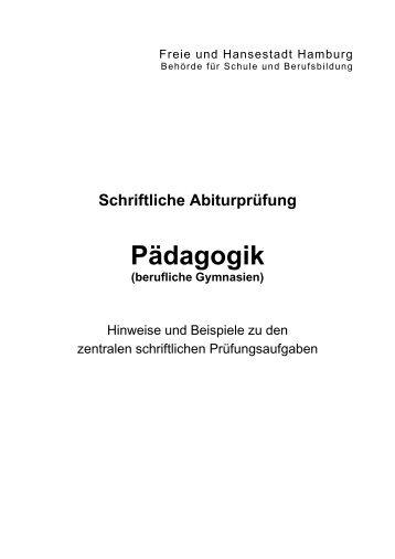 Hinweise und Beispiele, 20 Seiten (PDF, 261 KB) - Landesinstitut für ...