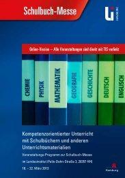 Schulbuch-Messe - Landesinstitut für Lehrerbildung und ...