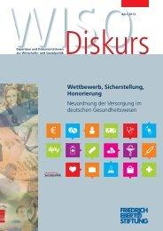 Wettbewerb, Sicherstellung, Honorierung - Bibliothek der Friedrich ...