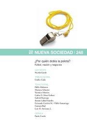 NUEVA SOCIEDAD 248