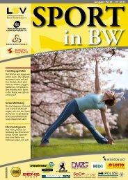 Sport in BW - Landessportverband Baden-Württemberg