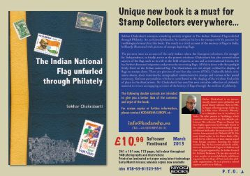 Unique new book is a must for Stamp Collectors everywhere... - Cision