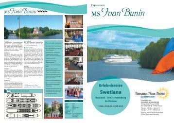 MSIvanBunin - Passauer Neue Presse