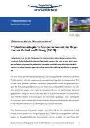 Pressemitteilung Produktionsintegrierte Kom rischen ...