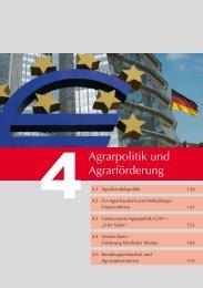 Agrarpolitik und Agrarförderung