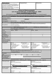 Antrag auf Betreuungsgeld - Ministerium für Integration, Familie ...